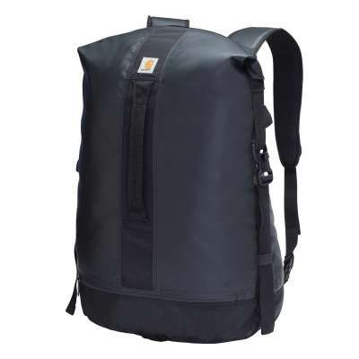 Carhartt Bags: 121304 01 Black Elements Series Army Duffel Backpack