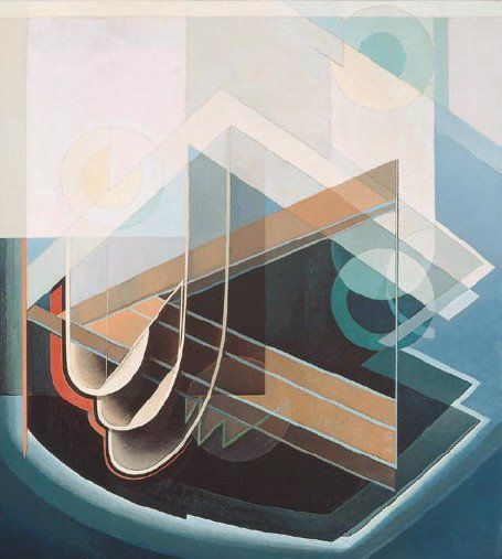 Lawren Harris | Abstract No. 7 (1939) | The Art History Archive