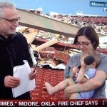 Thursday, May 23, 2013 ... Tornado survivor to Wolf Blitzer: Sorry, I'm an atheist. I don't have to thank the Lord. Wolf Blitzer pushes a tornado survivor to praise the Lord. She tells him shes an atheist, with dignity and respect. Go to: www.salon.com
