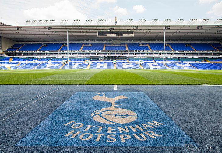 View a 360 degree virtual tour and a video of White Hart Lane, on the official website of the Premier League.