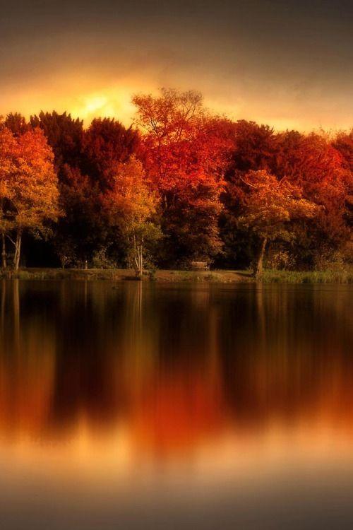 Bizim-şaşırtıcı dünya: Amazing World kazak hava An Autumn Evening