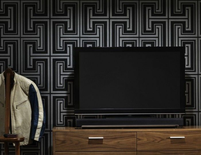 Sonos PlayBar - PLAYBAR is also a stand-alone all-in-one Sonos player that allows you to wirelessly stream all the music on earth-your iTunes library, your favourite music services, and thousands of Internet radio stations, shows and podcasts.