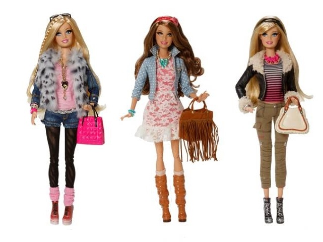 First Glance New Fashionistas Barbie Dolls Proto Types 2013 2014 Barbie Uniquely Her