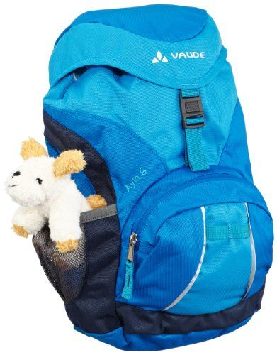 Vaude Ayla Childrens Backpack blue marine/blue Size:29 x 21 x 12 cm