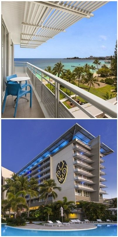 #Chateau_Royal_Beach_Resort & #Spa - #Noumea - #New_Caledonia http://en.directrooms.com/hotels/info/5-147-2617-283579/