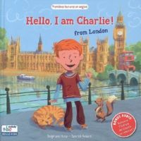 """Compréhension (petits questionnaires) """"Hello, I'm Charlie from London)"""