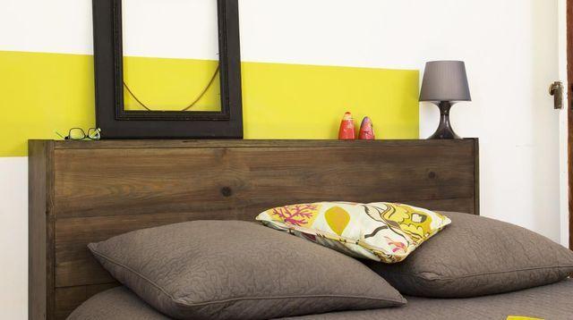 17 meilleures id es propos de t tes de lit palettes sur - Creer une tete de lit pas cher ...