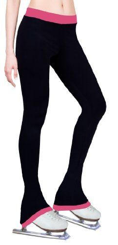 Ice Figure Skating Dress Practice Pants Bubble Gum - Adult Medium by ny2 Sportswear. $54.99. Thigh(inches) : 18. Age: 14+. Waist(inches): 27. Inseam(inches): 32.5. Hip(inches): 31.5. * Made with 88% SUPPLEX® fiber plus 12% LYCRA® fabric with all the comfort and fit that you need.     * Cotton-feel soft touch and aesthetics.     * 4-way stretch providing muscle support and allowing freedom of movement.     * Heavy weight fabric keeps you warm during practice. ...