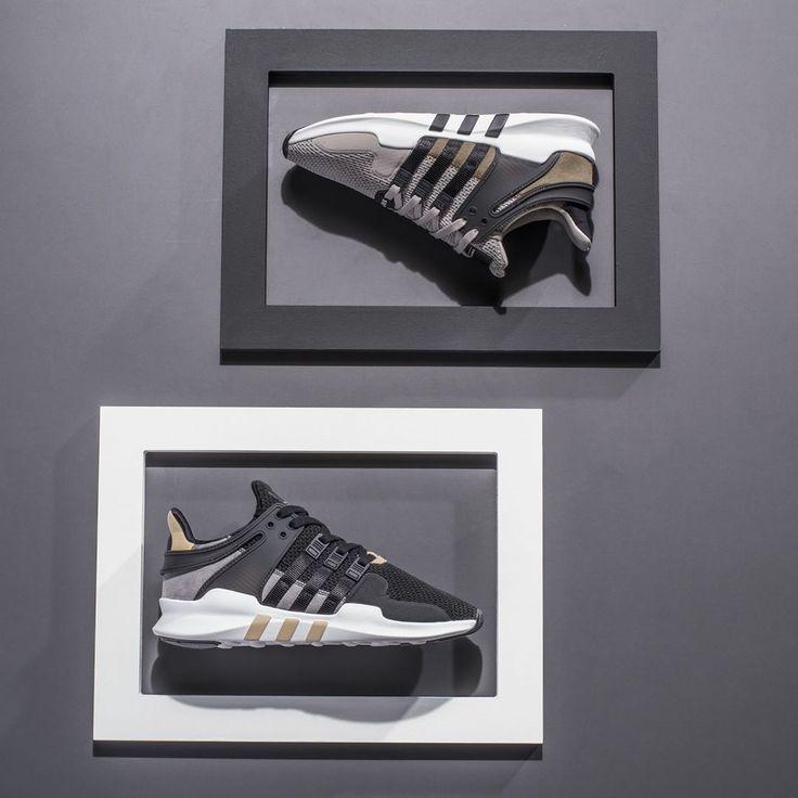 아디다스 EQT 서포트 ADV 풋락커 독점, 라이트 브라운 & 카키(adidas EQT Support ADV Footlocker Exclusive Light Brown and Black Linen Khaki)  #weloveadidas #adidas #adidasoriginals #eqt #eqtsupportadv #footlocker #풋락커 #아디다스 #아디다스매니아 #아디다스오리지널스