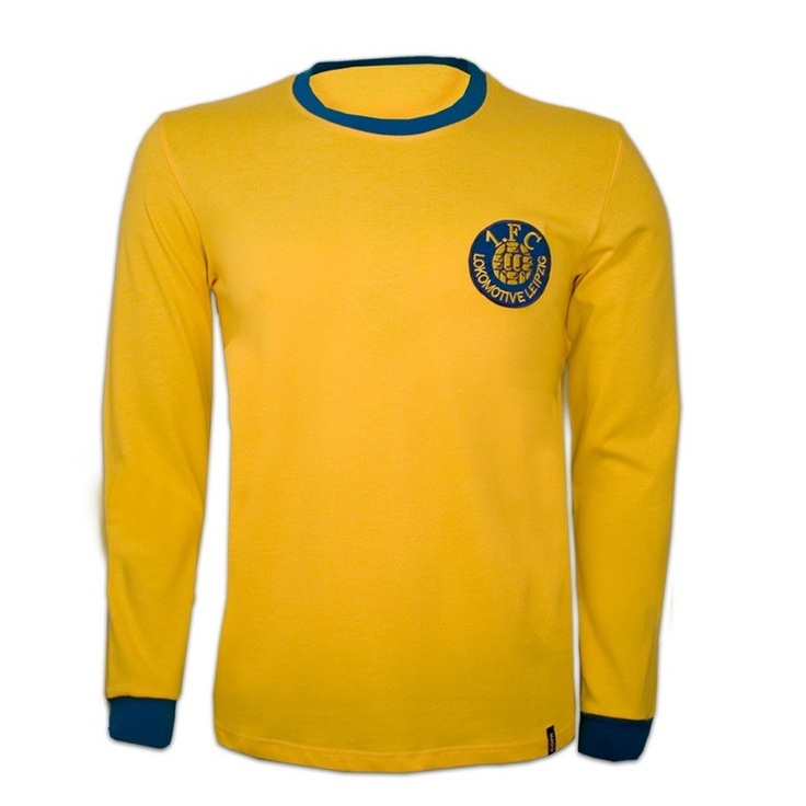 1. FC Lokomotive Leipzig football shirt '70s
