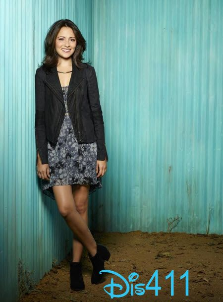 "EXCLUSIVE: Italia Ricci Talked With Us About Working On ABC Family's ""Chasing Life"""