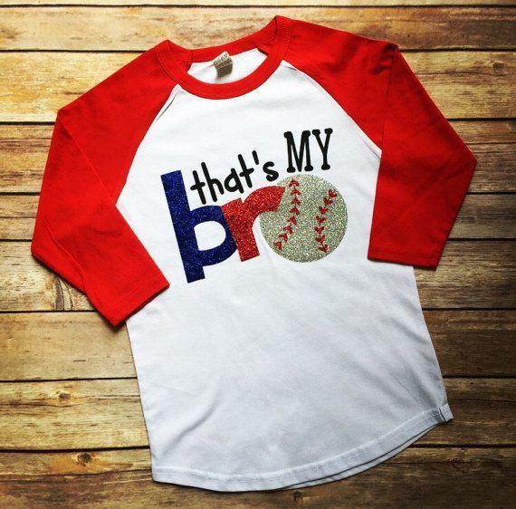 Baseball sister Baseball sister shirt Baseball by LuluLaines