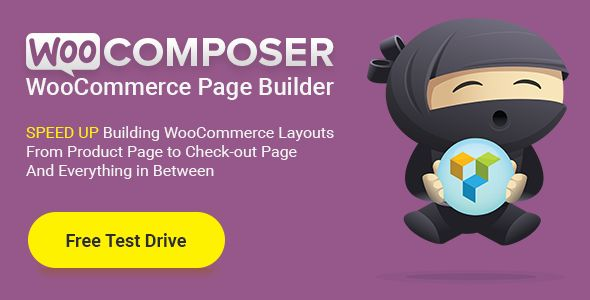 cool WooComposer - Web page Builder for WooCommerce (Add-ons)