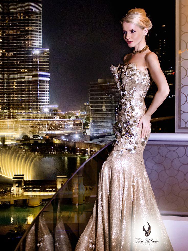 Milano dresses evening