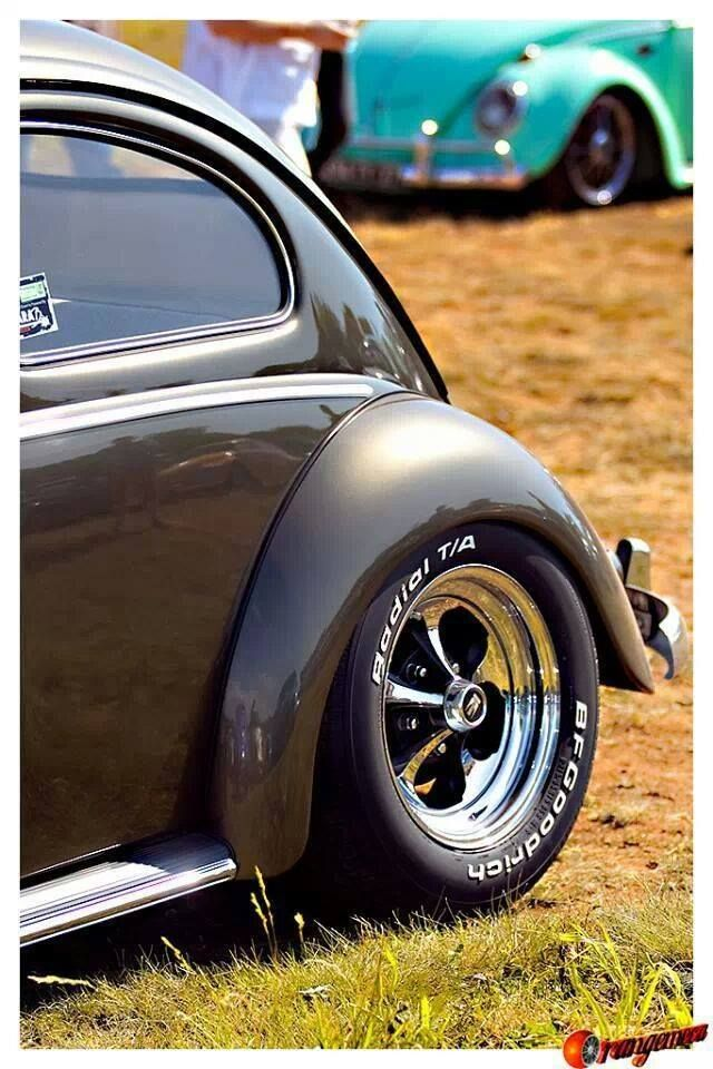 hot rod wheel and tyre combo work on this bug