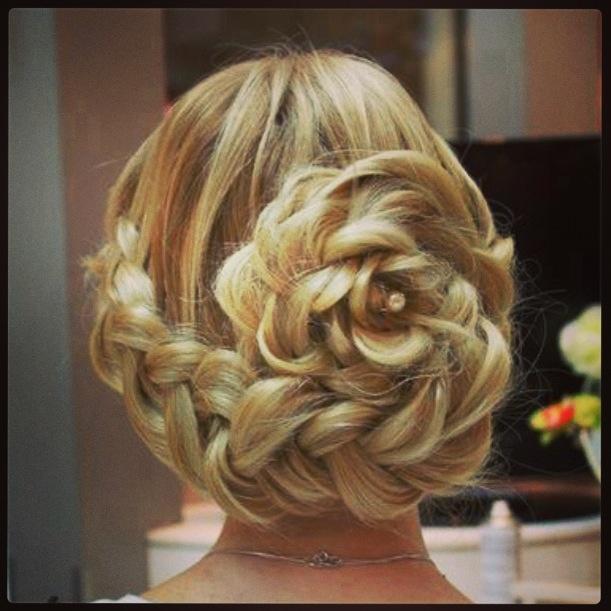 Sphere Hanging Basket Hair Styles Braided Hairstyles