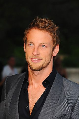 Jenson Button ..F1's best looking and all round good guy
