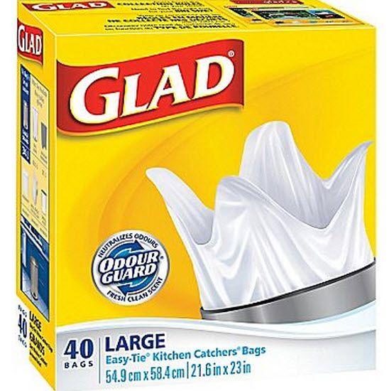 Nouveau coupon pour les sacs d'emballage Glad! - Quebec echantillons gratuits