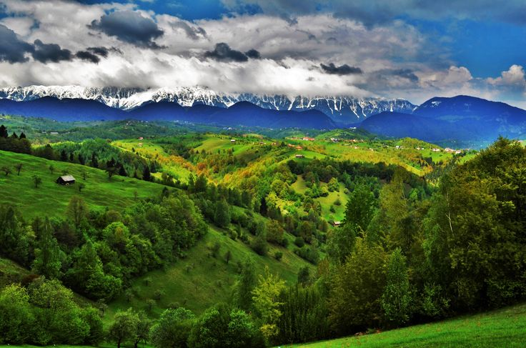 #Transylvania, #Carpathian Mountains, #Romania http://www.touringromania.com/tours/long-tours/a-journey-back-in-time-countryside-life-from-transylvania-and-maramures.html