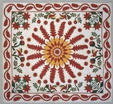 """1850 - 1860 Susan Holbert's """"Little Sister's Quilt"""""""