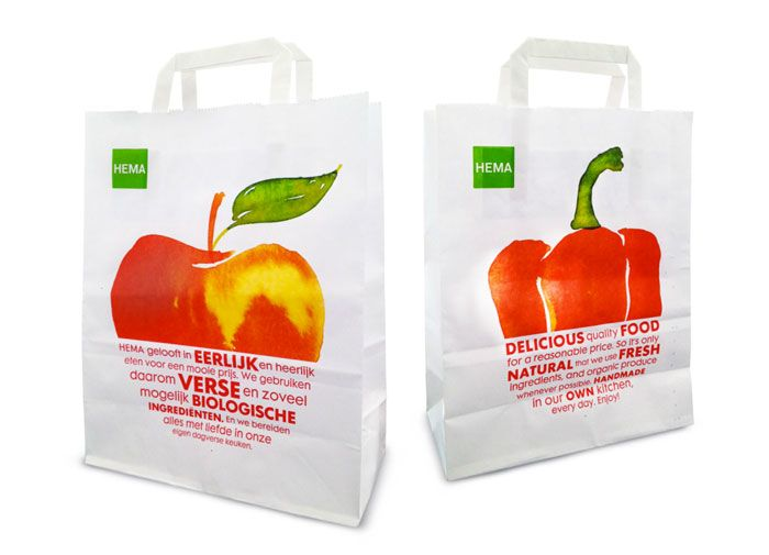 Sogood Design, HEMA packaging
