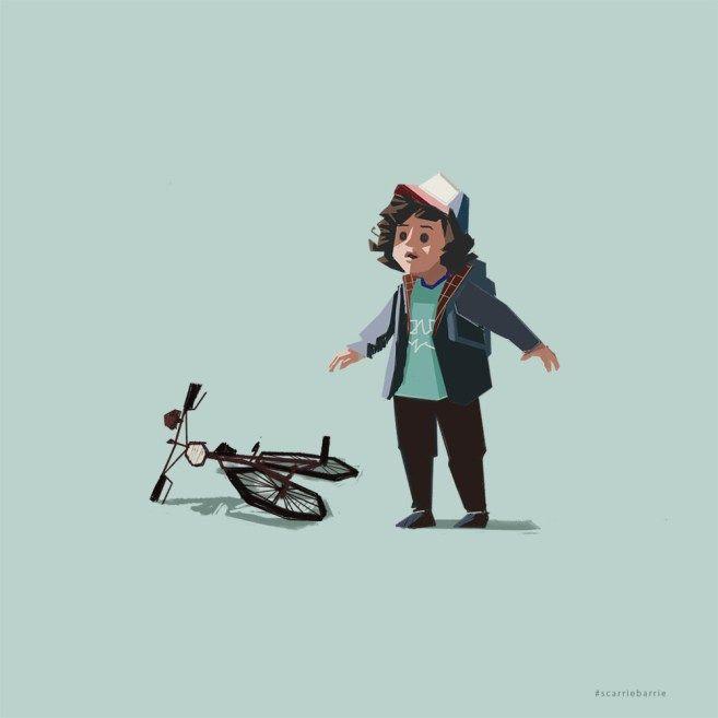 Fala criativos! Hoje temos um post especial para osfãs deStranger Things, série da Netflix que estreou recentemente e usa de diversos artifícios nostálgicos e visuais de filmes clássicos de aventura e sci-fi dos anos 80 para criar uma história única, vale a pena conferir. Reunimos aqui uma coletânea de diversas artes em mídias digitais e […]