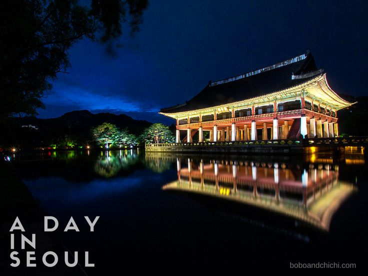 Want to see what a day in Seoul is like? Check out this awesome hyperlapse in the link below. http://boboandchichi.com/2015/01/a-day-in-seoul/