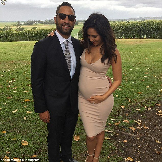 'At this stage, it's two weeks': Zoe claims she will return to work two weeks after giving birth, but understands she will have her critics