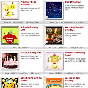 Even if you don't have time to make a card you can send one for free | Free greeting cards | 123greetings.com