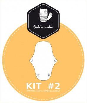 Kit à coudre - Protège-slips et strings