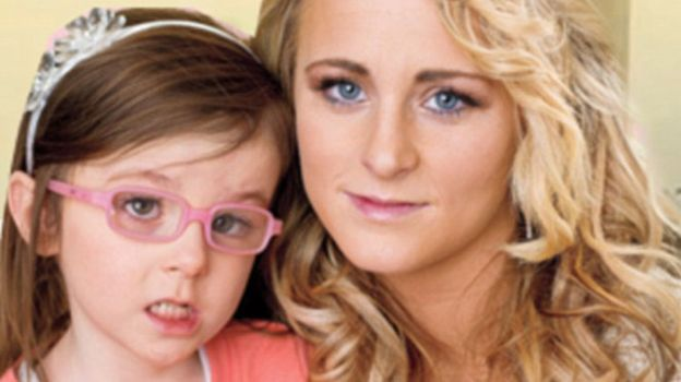 """""""Teen Mom 2"""" Leah Messer Ignores Doctor's Orders for Daughter Ali"""