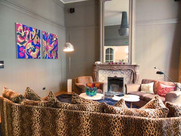 De Witte Lelie, small luxury and boutique hotel in Antwerp | http://www.yourlittleblackbook.me/hotel-in-antwerp-de-witte-lelie/