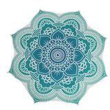 Mandala Meditation Blanket / Rug - Assorted Colors