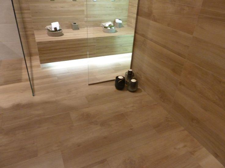 Badkamer keramisch hout google zoeken badkamer pinterest searching - Badkamer tegel imitatie hout ...