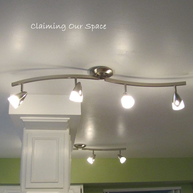 Beautiful Image Of Kitchen Ceiling Light Fixtures Led