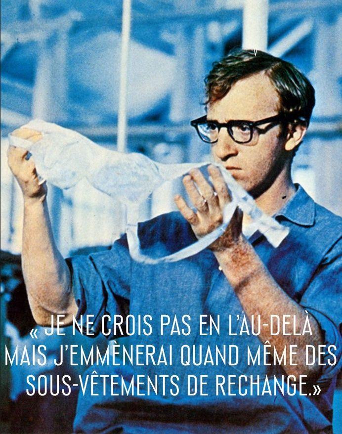 Les dix meilleures citations de Woody Allen sur lui-même | Vanity Fair
