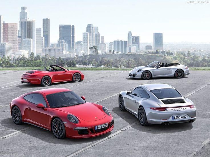 2015 Porsche 911 Carrera GTS Exterior