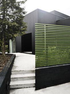Arper Denmark summer house outside