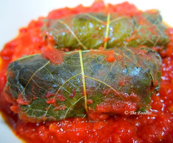 Armenian Dolma Recipe | Foodie Crush | Pinterest | The o'jays, Meat ...