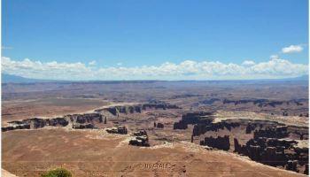 Canyonlands Nationaal park - Utah