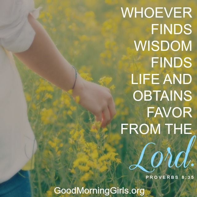 When You Are Longing For Answers {Proverbs 8:35} - Women Living Well