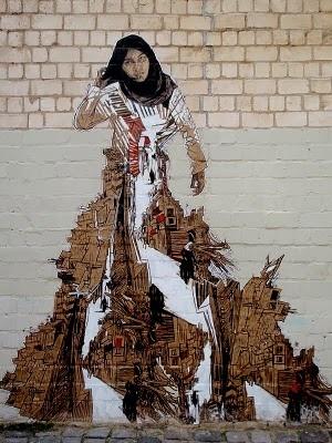 Swoon - street art