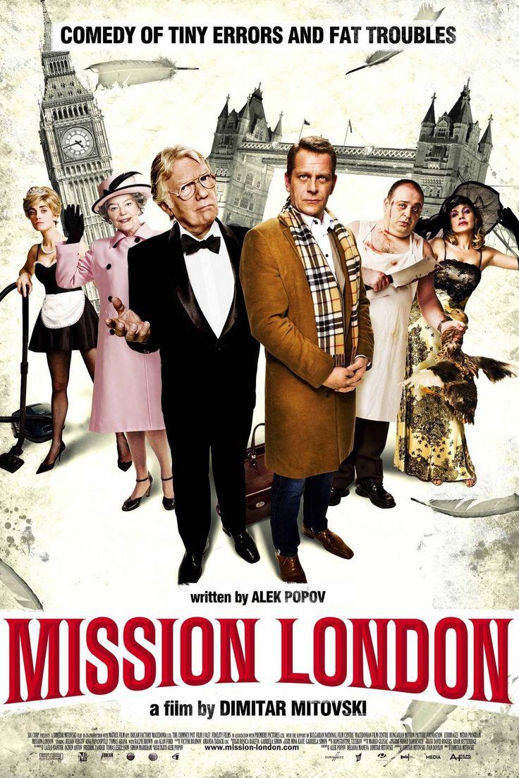 Mission London - Misija London (2010) | La opinión de Oseomorfo | Agilizar la diplomacia... La primera dama búlgara es una presumida que sueña con conocer a la reina de Inglaterra. Su...