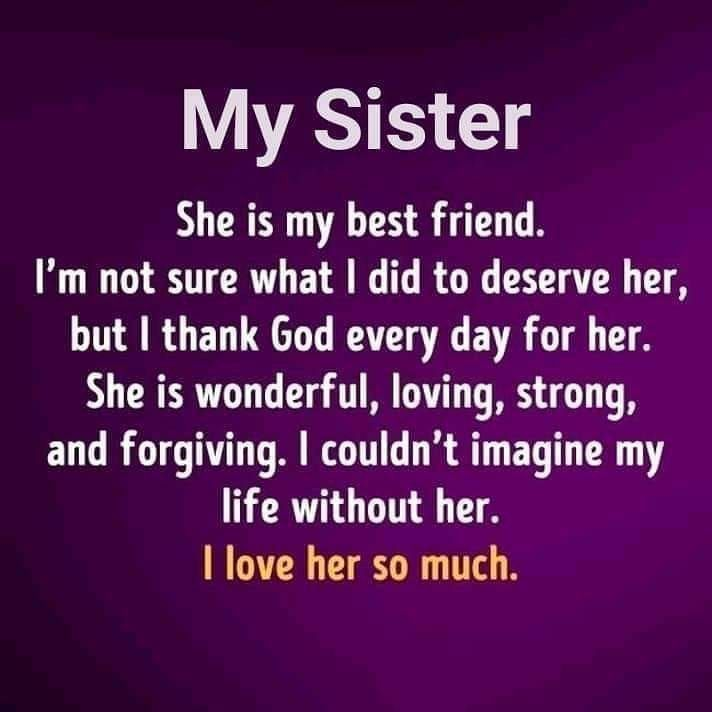 Pin By Shashikant Nebhwani On Bro Sis Mom Dad Sister Love Quotes Inspirational Quotes For Sisters Little Sister Quotes