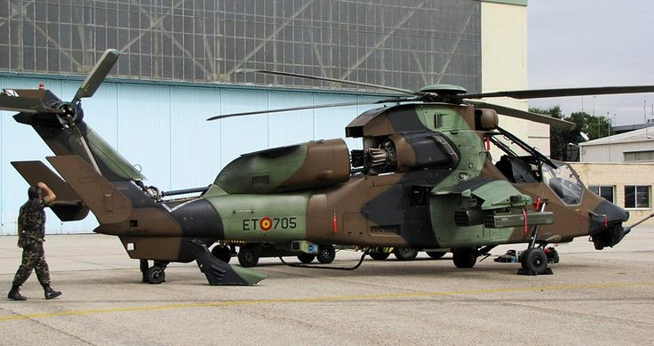 Spanish Eurocopter EC665 Tigre