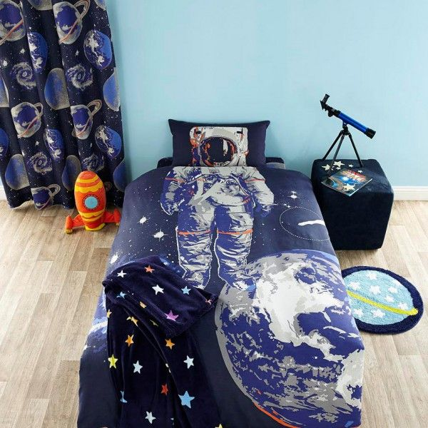 Astronaut Single Duvet Cover   ideal for a Space Themed Bedroom. 58 best Outer Space  Space Rocket Bedroom Ideas images on