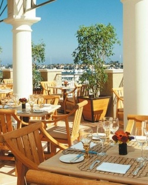 The Balboa Bay Club Resort Newport Beach California Enjoy Waterfront Dining At