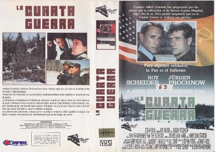 LA CUARTA GUERRA (THE FOURTH WAR, 1990), PAL VHS, VISA FILMS s.a., ESPANJA, what is the E.U., Sylvia KRISTEL, Fairuza BALK, Color Me Nana, Dylana SUAREZ, Mathilda Lando, Christine and the Queens, Natalie Off Duty, Jag Lever, Rachel-Marie IWANYSZYN, neo grunge, indie hipster, bob cuts, fashion inspiration, what is feminism, erotic art, metallimusiikki, rockabilly girls, bohemian outfit, gypsy punk, ikonit, it girls, kauhu, uusi aalto, French new wave, bedhead, Rush Week 1989, MCEG, tyyli ja…