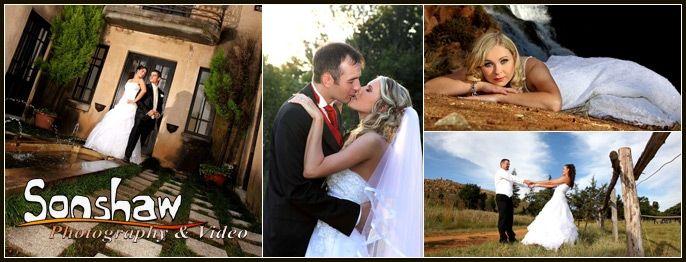Sonshaw Photography & Video - Gauteng, South Africa Wedding Photographers