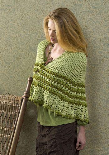 Crochet Nursing Cover Pattern